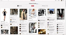 Pinboard Fashion Director Marie Claire Magazine US: a fashion-walhalla