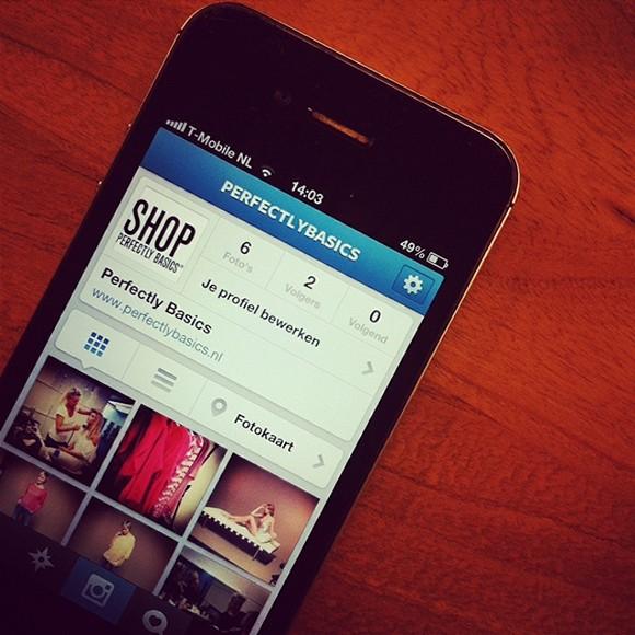 Perfectly Basics Instagram