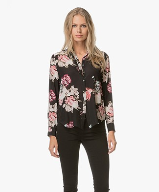 FWSS Left & Right Blouse - Dartford Floral