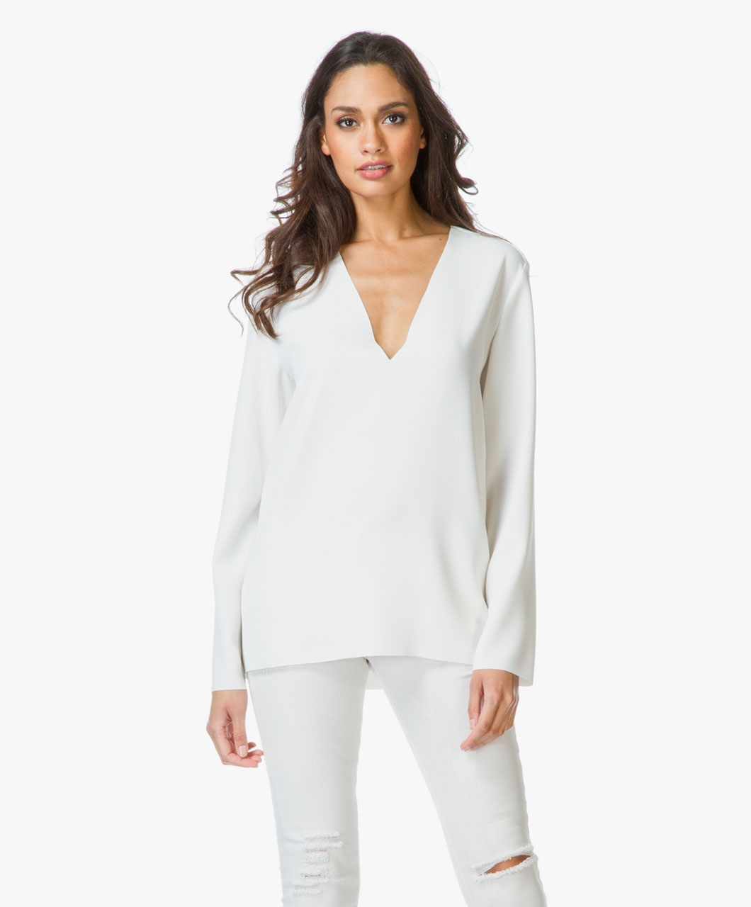 Shop the look clean off white perfectly basics for Nu trend cleaners