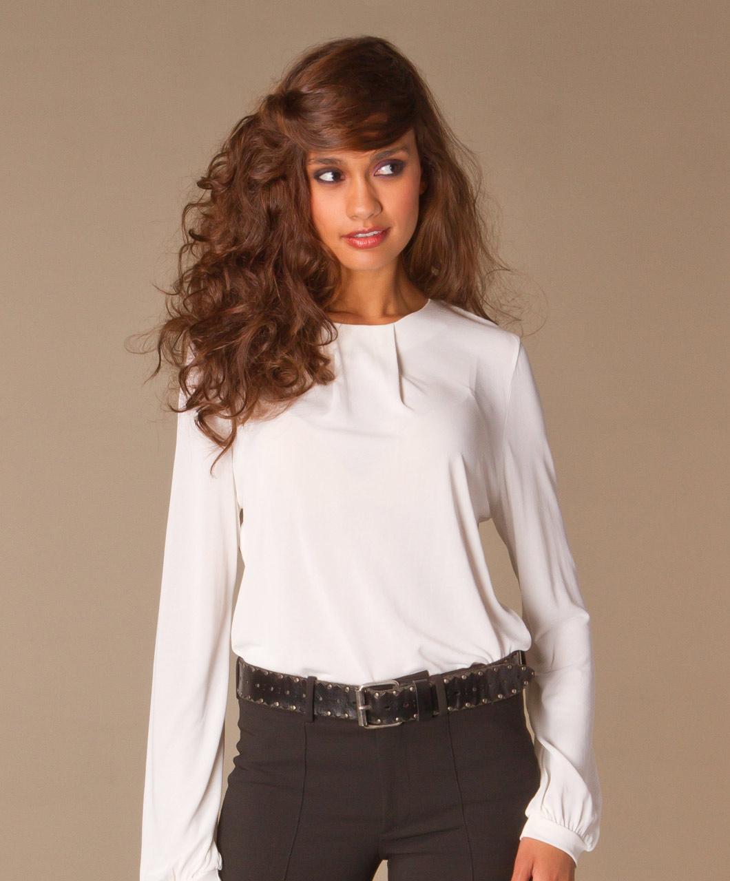 filippa k jersey blouse