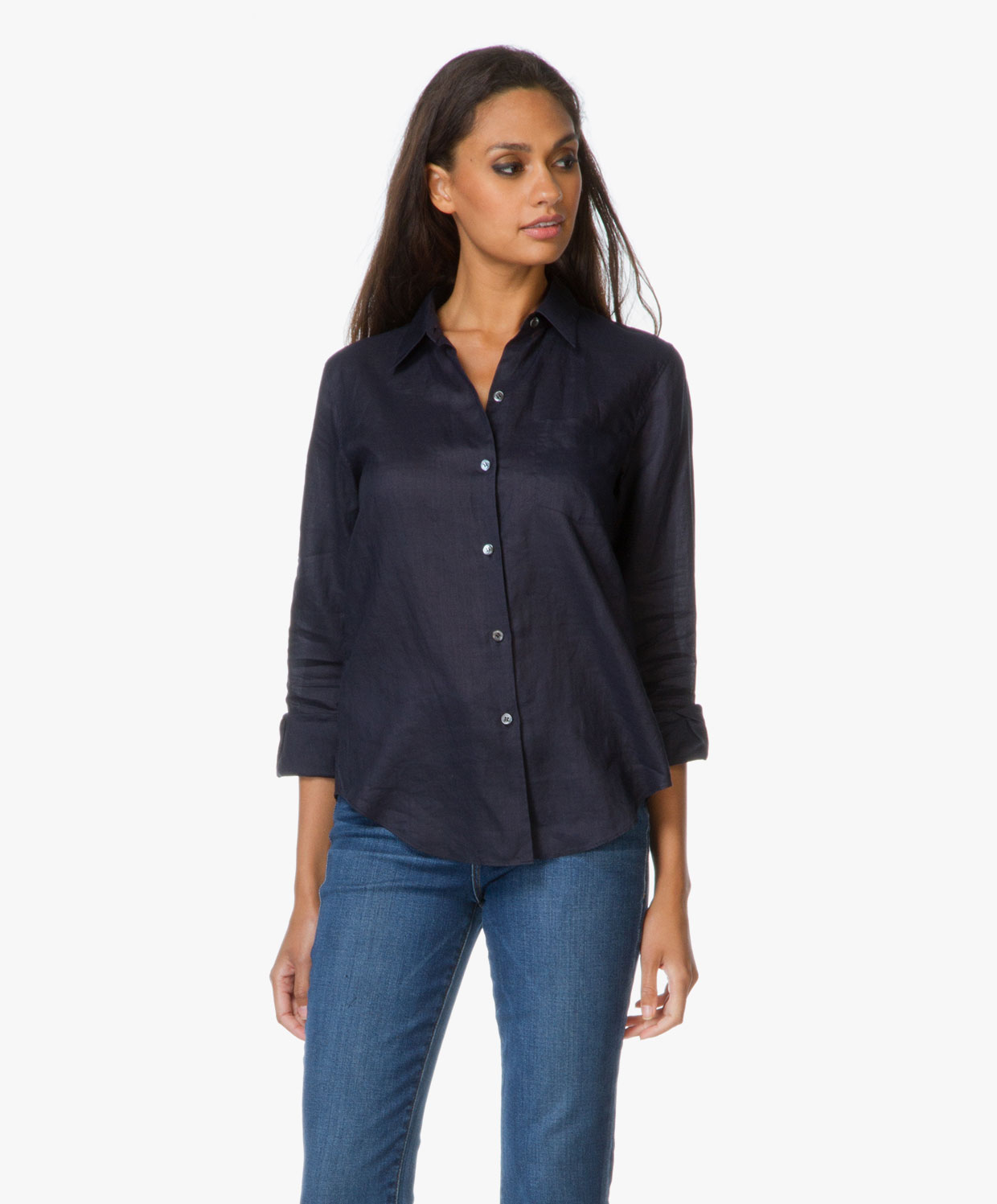 Shop The Look Nonchalant Amp Casual Perfectly Basics