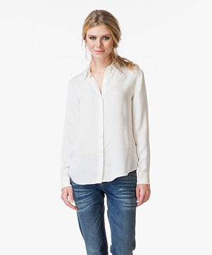 Theory Tenia Modern GGT Blouse