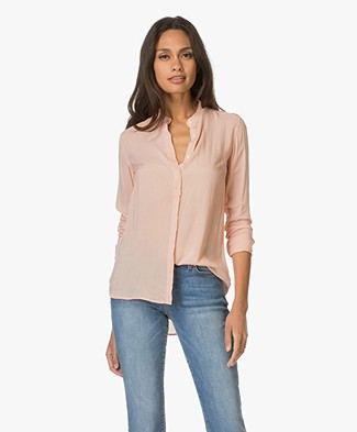 Denham Blouse Travellers in Washed Voile