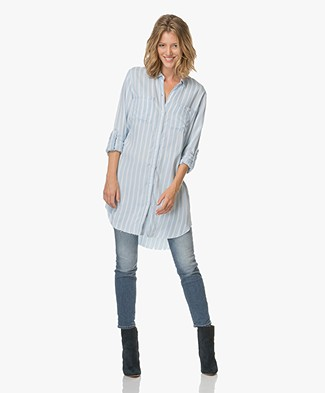 Rails Lena Shirt Dress - Hampshire Stripe