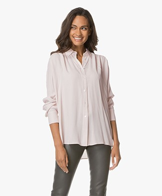 Filippa K Feminine Blouse - Light Blush