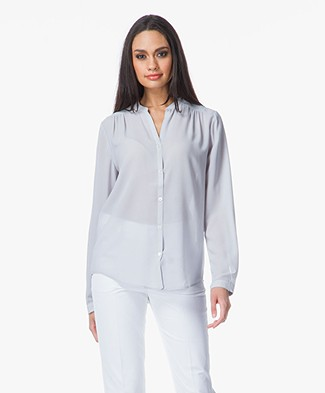 Filippa K Poly Crepe Blouse
