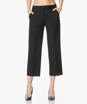 HUGO Hokena Culotte Pants - Black