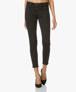 Closed Power Stretch Slim-fit Jeans Baker - Black