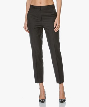 By Malene Birger Pantalon Aurelia in Crêpe