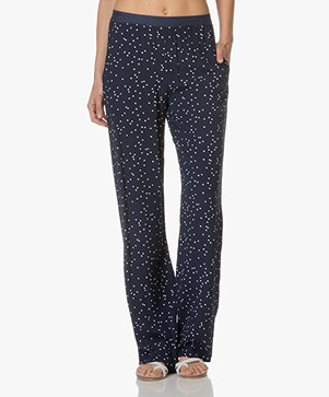 Marie Sixtine Barnabe Pants - Ink Dots