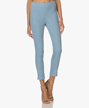 Rag & Bone Simone Denim Broek - Powder
