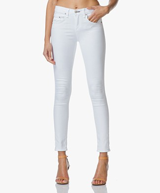 Rag & Bone The High Rise Skinny Jeans