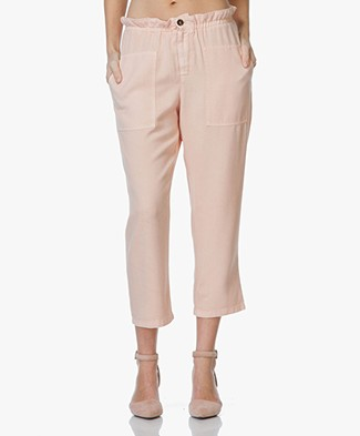 Vanessa Bruno Athé Erevan Twill Trousers