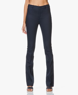 Drykorn Whip Flared Stretch Pantalon