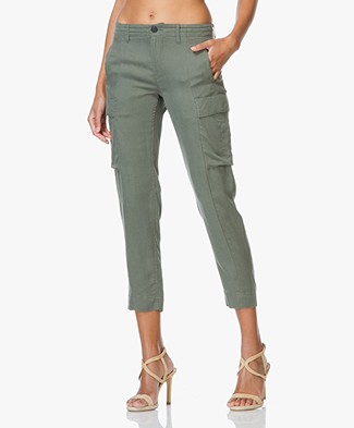 MKT Studio Partili Cropped Broek