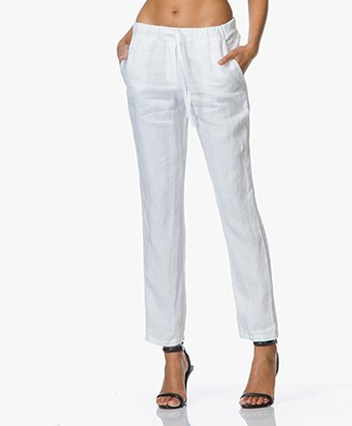 Majestic Linen Pants