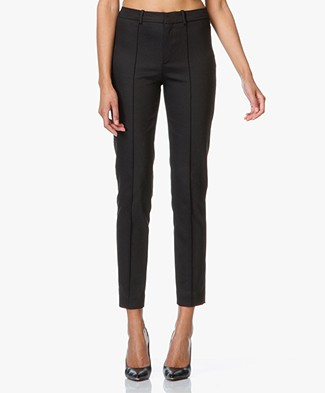 Drykorn Pantalon Act in Fine Cotton-stretch