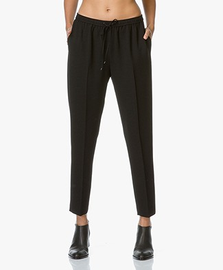 Alexander Wang Tailored Track Pants - Black