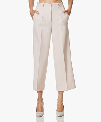Paul & Joe Sister Matis Cropped Trousers - Pale Rose