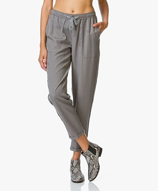 Charli Adora Tencel Pants - Grey