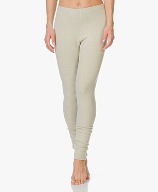 Sunday in Bed Ernestine Leggings - Cream