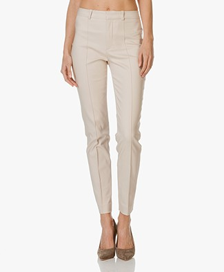 Drykorn Act Fine Cotton-Stretch Trousers
