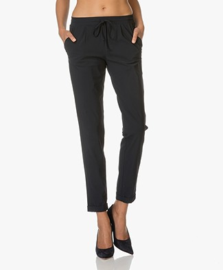 Josephine & Co Elvi Jersey Pants - Navy
