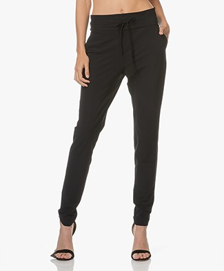 JapanTKY Yogi Pants - Black