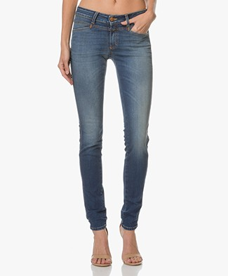 Closed Pedal Star Skinny Jeans - Favorite Blue