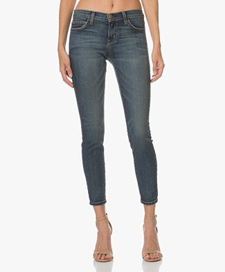 Current/Elliott The Stiletto Cropped Jeans - Townie