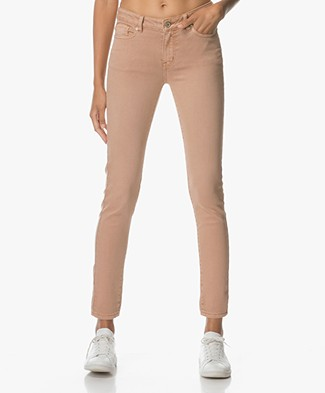 Repeat Skinny Jeans - Pale Mauve