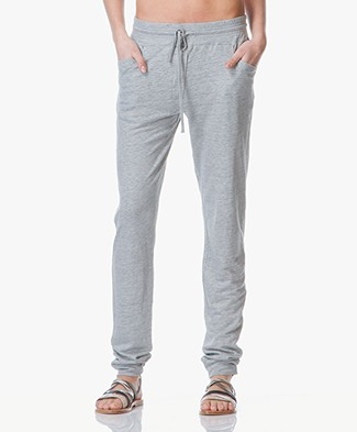 Majestic Linen Sweatpants