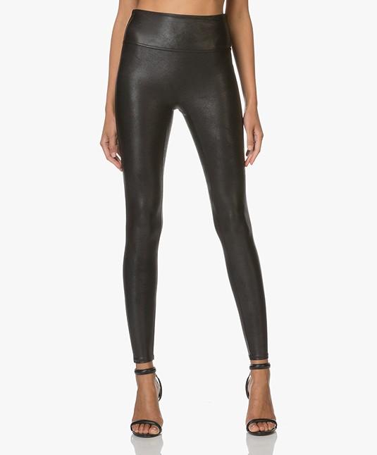 e44d21366b17da SPANX® Ready-to-Wow! Faux Leather Leggings - Black - spx 2437 9999