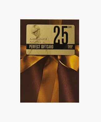 Perfect Gift Card - 25 euro