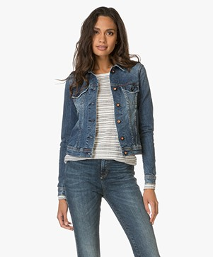 Denham Brooklyn Denim Jack - Indigo