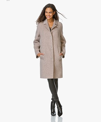 Sale Long coat - a classic or trendy long jacket