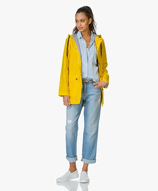Petit Bateau Finou Raincoat - New Yellow
