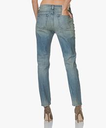 IRO Nancycla Loose-fit Jeans - Lichtblauw