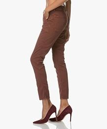 Ba&sh Girlfriend Jeans Sally - Choco