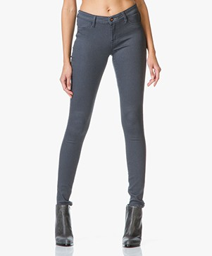 Denham Spray Spray Super Skinny Fit Jeans - Grijs