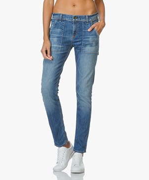Rag & Bone / Jean Carpenter Dre Jeans - Delancy