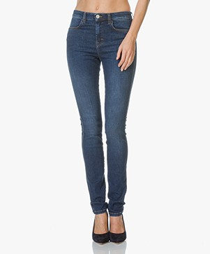 Filippa K Lola Mid Blue Wash