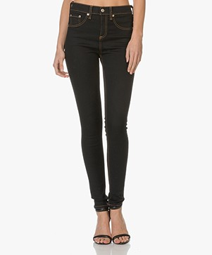 Rag & Bone / Jean The 10 Inch Skinny Jeans - Harrow