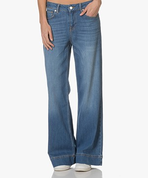 Zadig et Voltaire Flared Jeans Plume