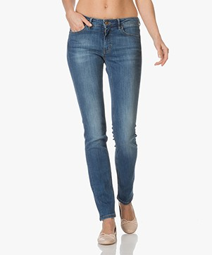 BOSS Orange J20 Sidney Skinny Jeans - Medium Blue