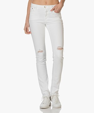 Closed Straight Jeans Unit - Wit