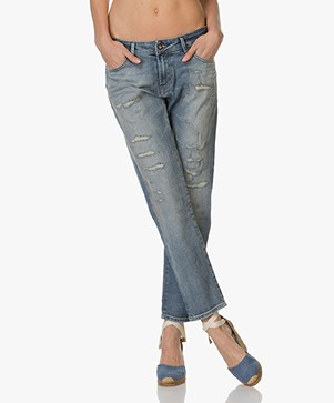 Denham Girlfriend Fit Jeans Monroe - Kate