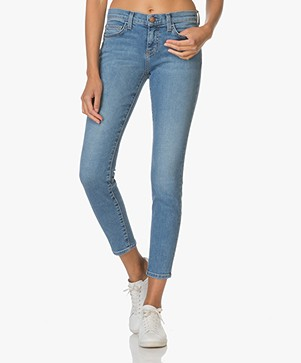 Current/Elliott The Stiletto Slim-fit Jeans - Porthsmith