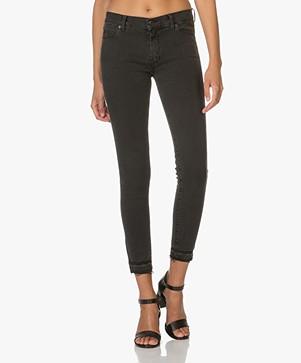 HUGO Georgina Super Skinny Jeans - Zwart